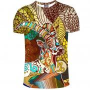 Mr. Gugu & Miss Go Capricorn Unisex Short Sleeved T Shirt TSH868