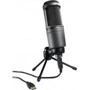 Microfon cu fir Audio Technica At2020 Usb+