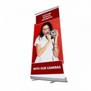 Jansen Display Roll Up Economy 85x200cm