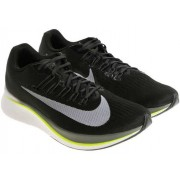 Nike Green Zoom Fly Technical Fabric Sneakers Green
