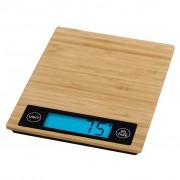 XAVAX Philina digitalna kuhinjska vaga / bambus / 5kg