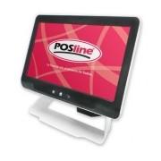 POSline TS8100 Sistema POS 15.6'', Cortex A9 Dual Core 1.00GHz, 1GB, 8GB
