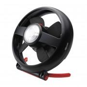 【セール実施中】【送料無料】CPX6 テントファンLEDライト付 2000010346 キャンプ用品 扇風機