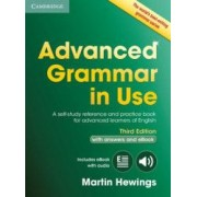 Advanced Grammar in Use Book with Answers and Interactive eBook A Self-Study Reference and Practice Book for Advanced Learners of English