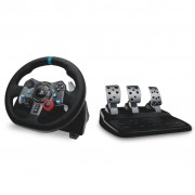 Volan gaming Logitech Driving Force G29 pentru Playstation 4, Playstation 3, PC
