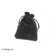 Săculeți catifea dreptunghiulari 7x9cm (50 buc)