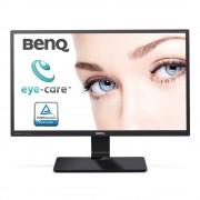 """Monitor VA, BENQ 23.8"""", GW2470HL, 4ms, 20Mln:1, HDMI/VGA, FullHD (9H.LG6LB.QBE)"""