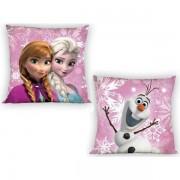 Disney Frozen Kuddfodral 40x40cm Ljusrosa