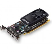 Placa video Fujitsu NVIDIA Quadro P400, 2GB, PCI Express x16 3.0