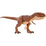 Jurassic World Jurassic World Battle Damage Roarin' Super Colossal Tyrannosaurus Rex Figure