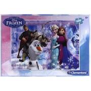 Puzzle Clementoni - Frozen, 100 piese (65215)