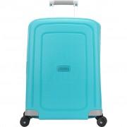 Samsonite S'Cure Spinner 55 cm Aqua Blue