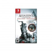 Nintendo Switch Juego Assassin's Creed III Remastered