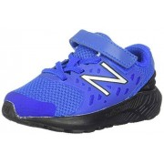New Balance Boys' Urge V2 FuelCore Running Shoe, Vivid Cobalt/Black, 6.5 M US Toddler