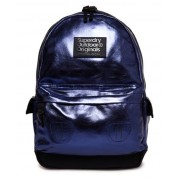 Superdry Foiled Montana Rucksack Navy