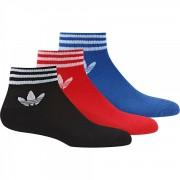 Sosete unisex adidas Originals Trefoil Ankle D98971