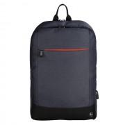 """Backpack, HAMA Manchester 15.6"""", с изведен USB порт, Син (101826)"""