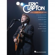 Hal Leonard Eric Clapton: Easy Piano Collection