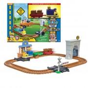 Paw Patrol Adventure Bay Railway Track Set 6028630