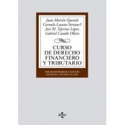 Martín Queralt, Juan/lozano Serrano, Carmelo/tejerizo López, José Manuel/y Otros Curso de derecho financiero y tributario