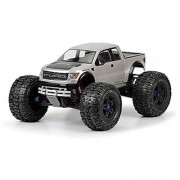 Proline 334500 Ford F-150 SVT Raptor Clear Body for Revo 3.3 and T-Maxx 3.3
