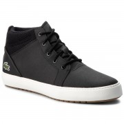 Сникърси LACOSTE - Ampthill 318 1 Caw 7-36CAW0003454 Blk/Off Wht