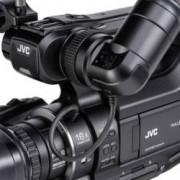 JVC Kamera JVC JVC GY-HM70E Profi 7.6 cm (3 palec) 12 MPix Zoom (optický): 10 x černá