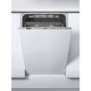 Whirlpool WSIO3T223PCEX Built-In Slimline Dishwasher