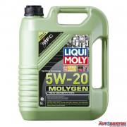 Molygen New Generation 5W-20 spec. motorolaj 5l