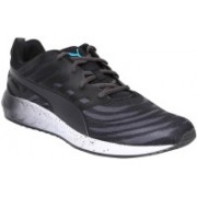 Puma Flare Graphic Running Shoes For Men(Black)