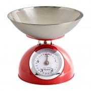 Xenos Keukenweegschaal - rood