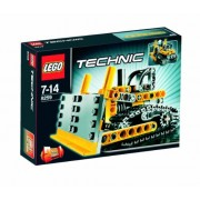 LEGO TECHNIC Mini Bulldozer 8259