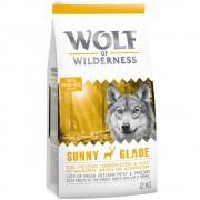 12кг Adult Sunny Glade Wolf of Wilderness суха храна за кучета с дивеч