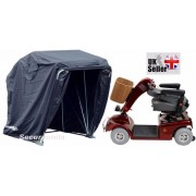 Mobility Scooter cover storage canopy shelter garage lockable 345 x 137 x 190 cm