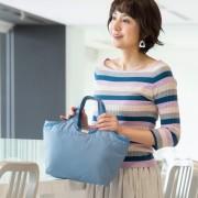 PLY ハンディトートバッグ S【QVC】40代・50代レディースファッション