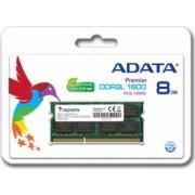 Memorie Laptop ADATA Premier 8GB DDR3L 1600MHz CL11