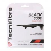 テクニファイバー Tecnifibre 硬式テニスストリング TF BKコード1.24