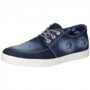 Blinder Men Navy Lace-up Casual Shoes