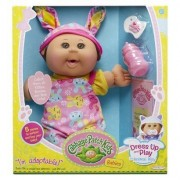 Cabbage Patch Kids Babies Dress up and Play the Animal Way - Bunny