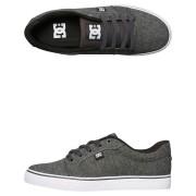 Dc Shoes Mens Anvil Tx Se Shoe Dark Grey White