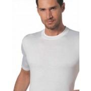 Nottingham Хлопковая мужская футболка белого цвета Nottingham COMFORT 12.TM