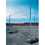 Sistem complet gard mobil zincat Mobiclic H 175 cm