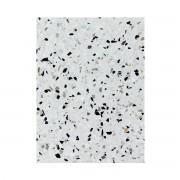 OK Design - Confetti Schneide- und Servierbrett Large, schwarz & weiß