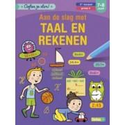 Deltas Oefenboek Aan De Slag Met Taal En Rekenen (7-8 JAAR)