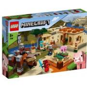 Lego 21160 Minecraft Der Illager-Überfall