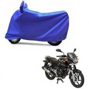 Intenzo Premium Full Blue Two Wheeler Cover for Bajaj Pulsar 180 DTSi
