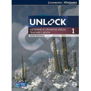 Unlock Level 1 Listening and Speaking Skills Teachers Book by Sabin...