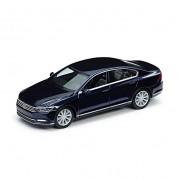 Macheta Passat B8 Limousine, 1:87, Night Blue Metallic