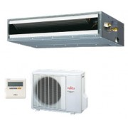 Duct Fujitsu 18000 BTU inverter ARYG18LLTB + AOYG18LALL