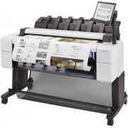 """HP DesignJet T2600dr PostScript - 36"""" multifunctionele printer - kleur - inktjet - 914 x 8000 mm, 610 x 15000 mm (origineel) - Rol (91,4 cm x 91,4 m), 914 x 1219 mm (doorsnede) - maximaal 0.32 min/pagina (printend)"""